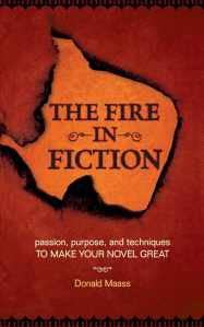 The FIre in Fiction by Donald Maas